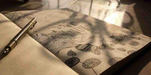 Arte zentangle