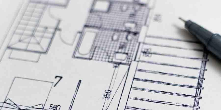 dibujo tecnico. arquitecto
