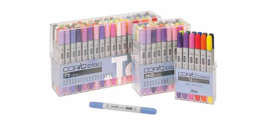 Copic markers Amazon