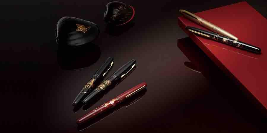 Plumas estilográficas Kuretake, plumas estilograficas Nakaya, plumas  fuente japonesas, plumas estilográficas japonesas marcas, estilográficas japonesas, plumas namiki, plumas japonesas marcas
