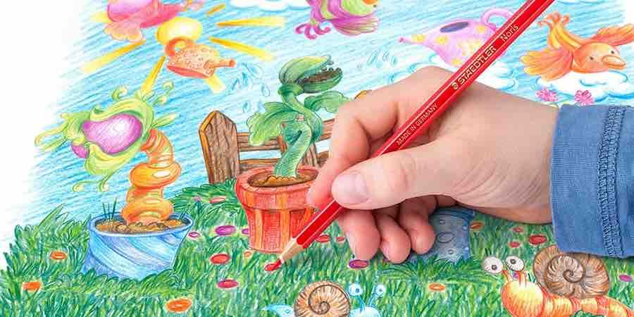 lápices de colores staedtler acuarelables