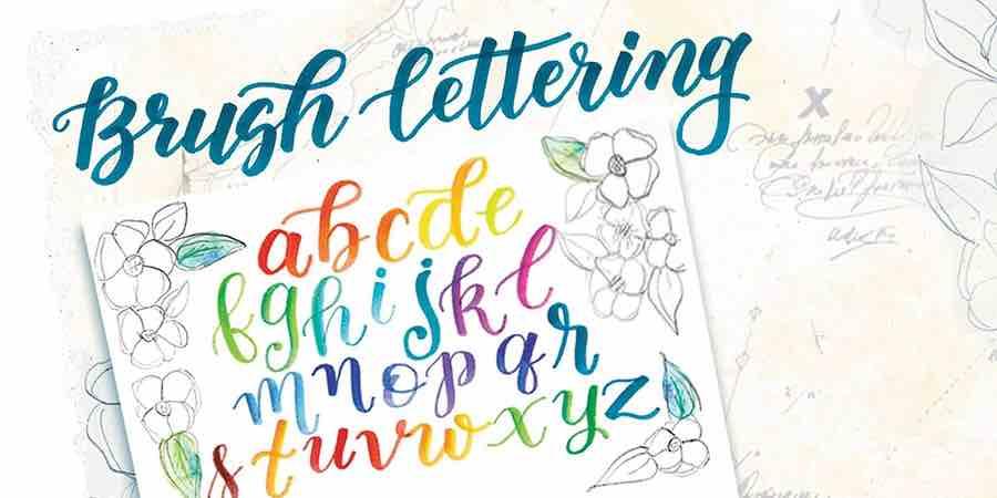 El arte de dibujar letras con lettering