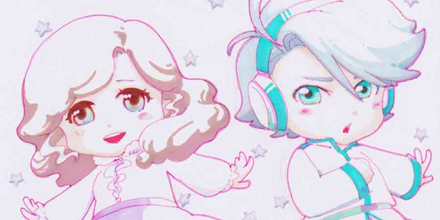 Rotuladores promarker Winsor & Newton para dibujos manga